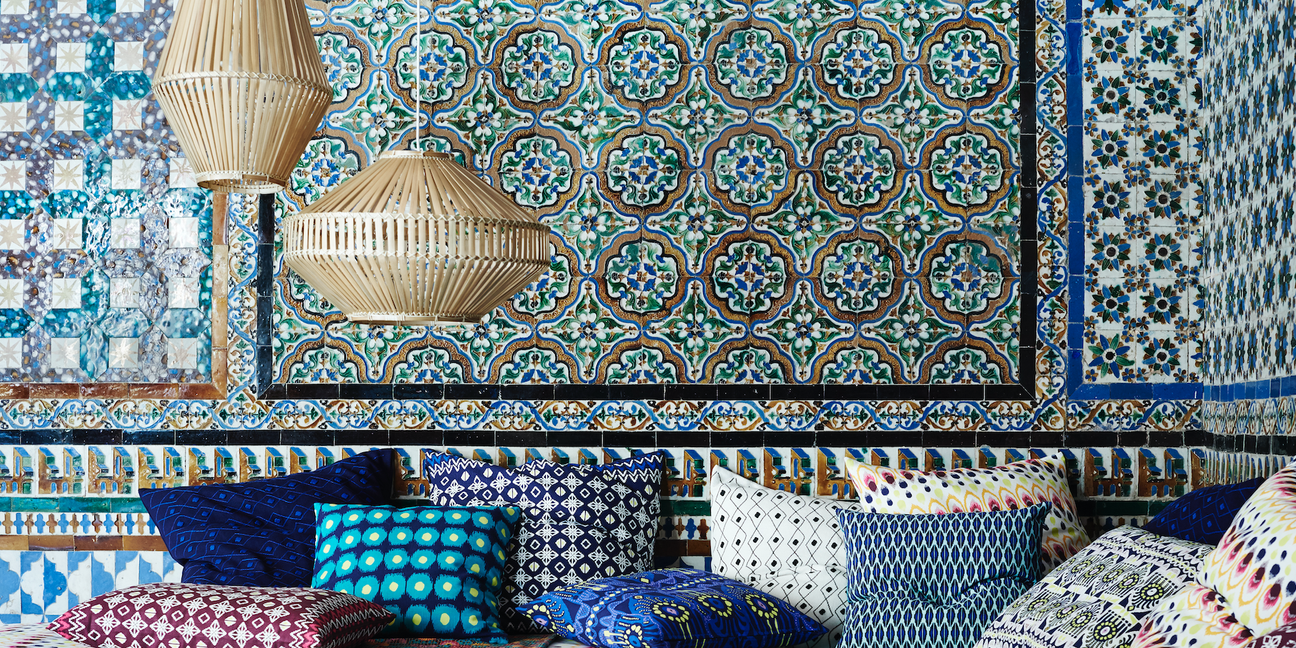 Ikea's latest collection will bring a relaxed bohemian vibe to your interior
