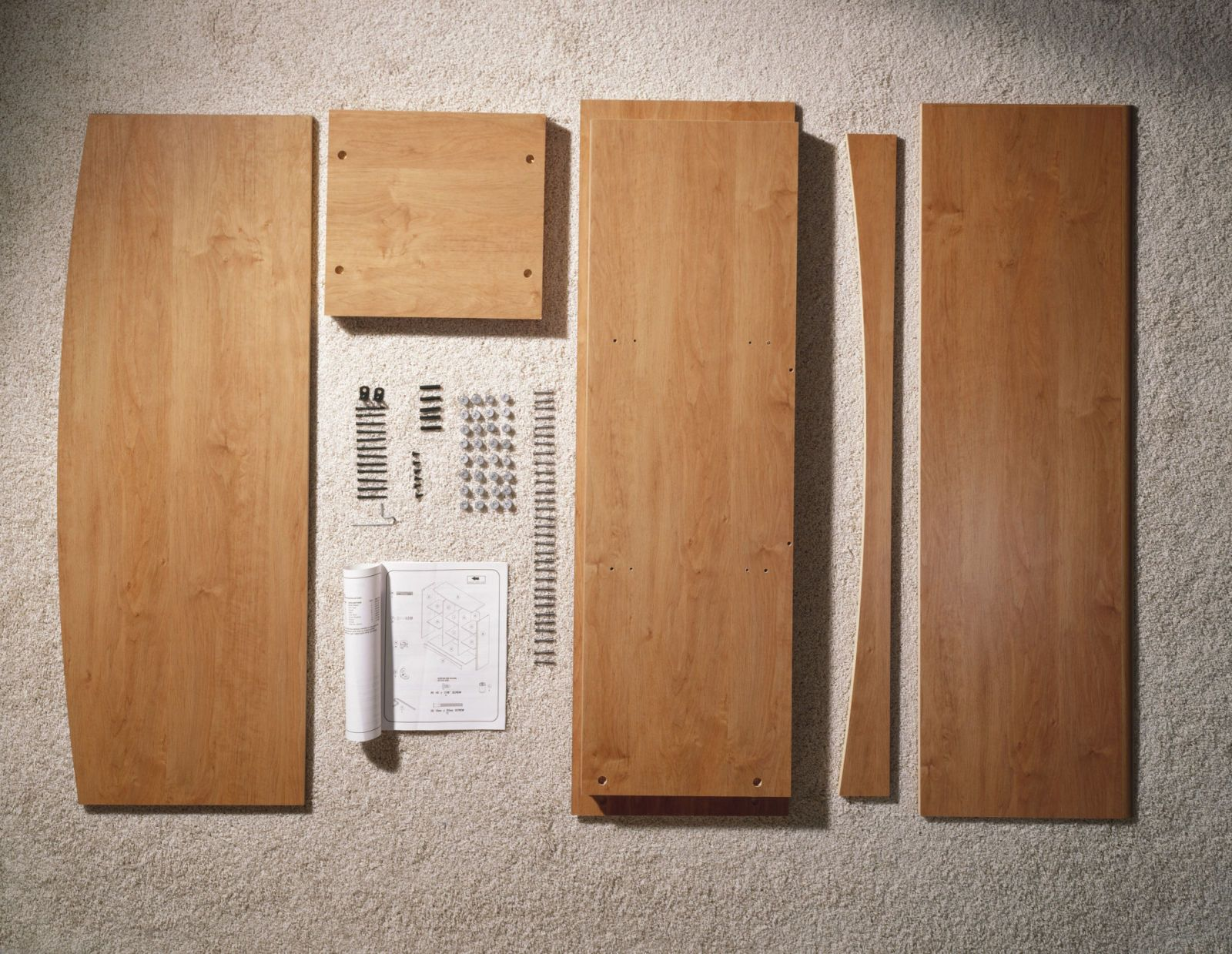 Perfect Self Assembly Furniture