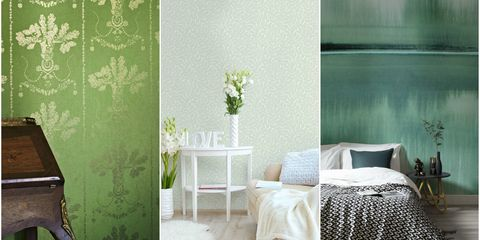 With Greenery Named As Pantones Colour Of The Year For 2017 Get Some Inspiration From These Stunning Wallpapers All In Different Shades Green