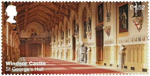 Celebrate Windsor Castle S Splendid Interior And