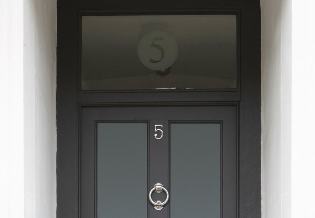 Door number five (5) & Buying a house? The most popular door numbers revealed