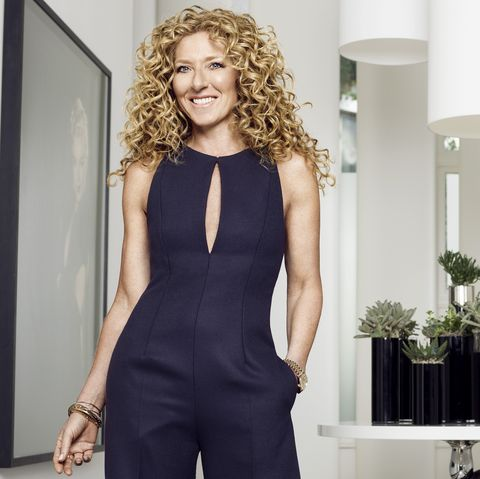 Interior designer Kelly Hoppen profile photo