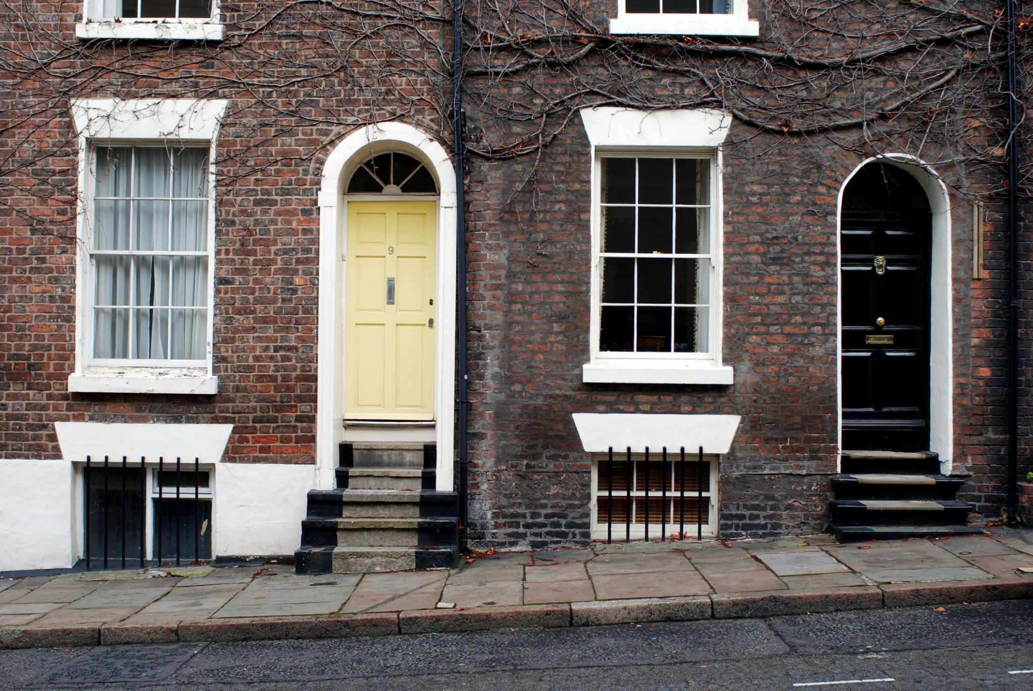 Front doors of houses & Buying a house? The most popular door numbers revealed