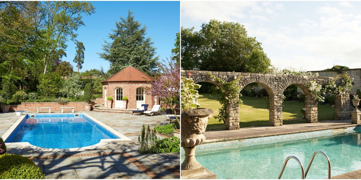 Properties for sale 7 stunning home swimming pools - Homes with swimming pools for sale ...