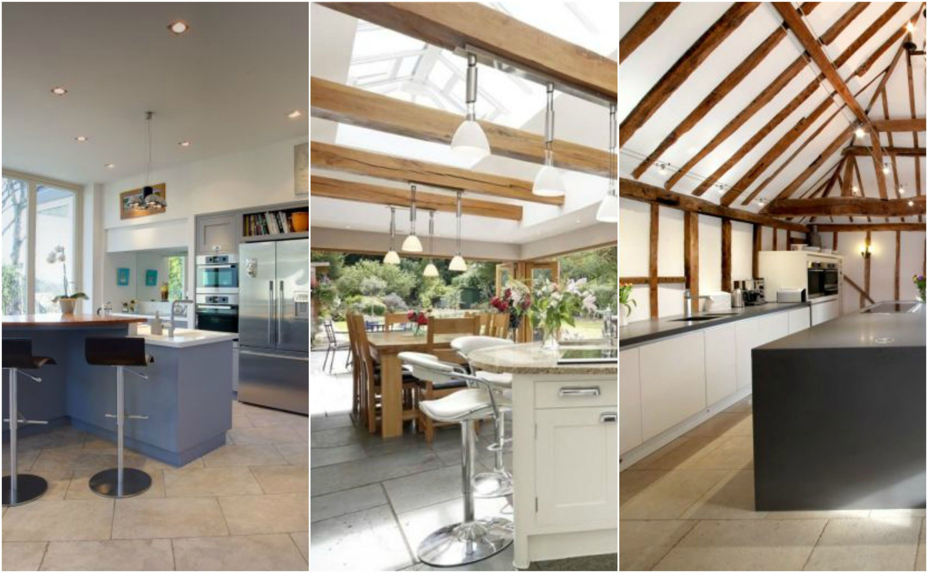 Lovely Big Luxury Kitchens Gallery