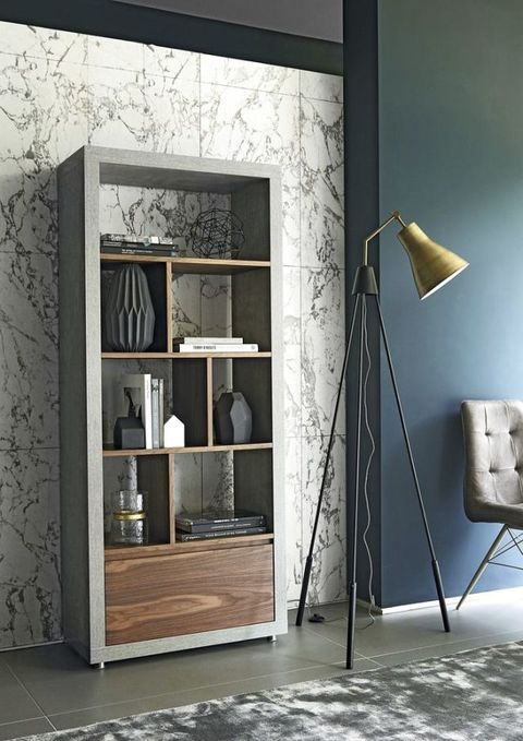 Latest looks: Stylish updates for a streamlined home - Halmstad bookcase, Barker & Stonehouse