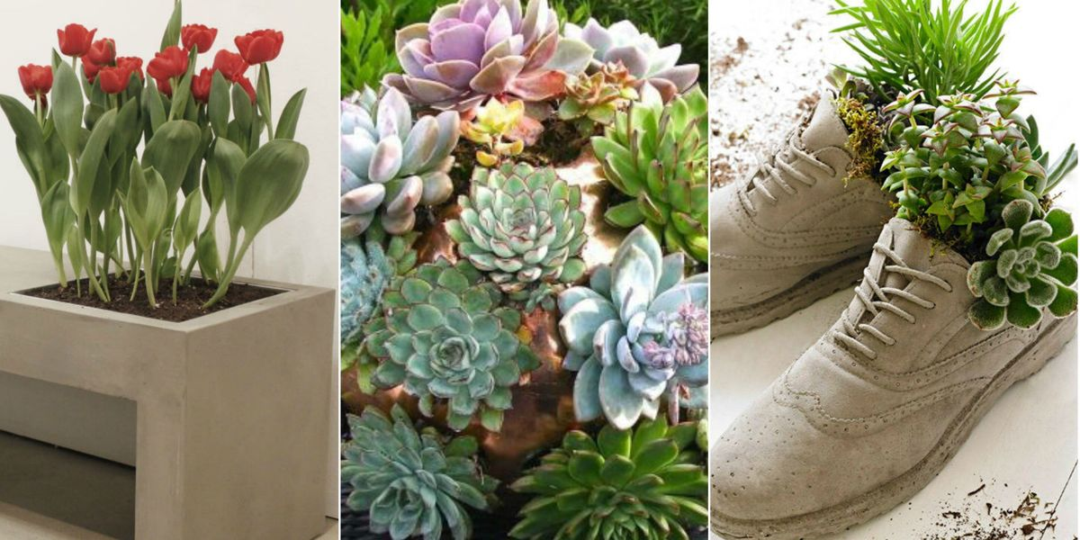 Quirky Outdoor Planters Best Garden Planters And Outdoor