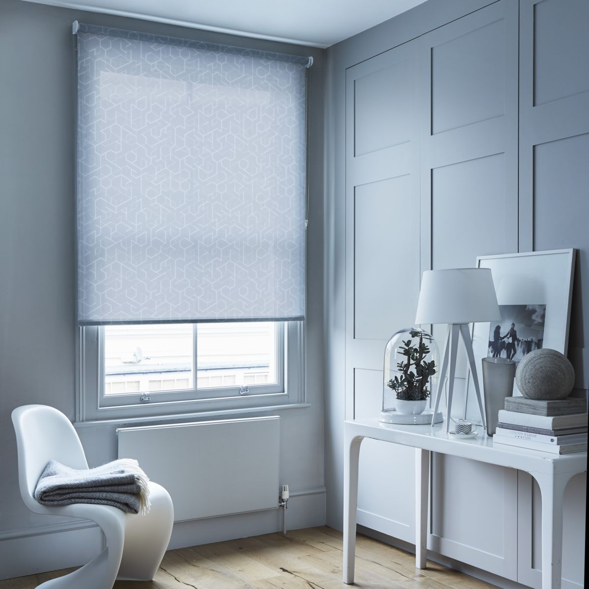 NEW Stylish roller blinds from the House Beautiful collection at