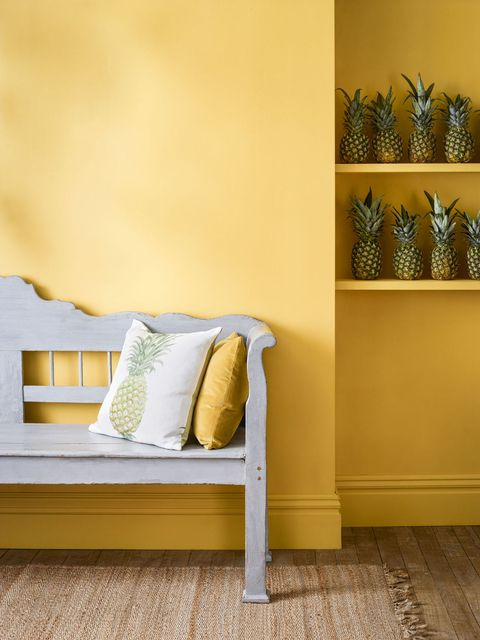 Sanderson paint - Empire gold