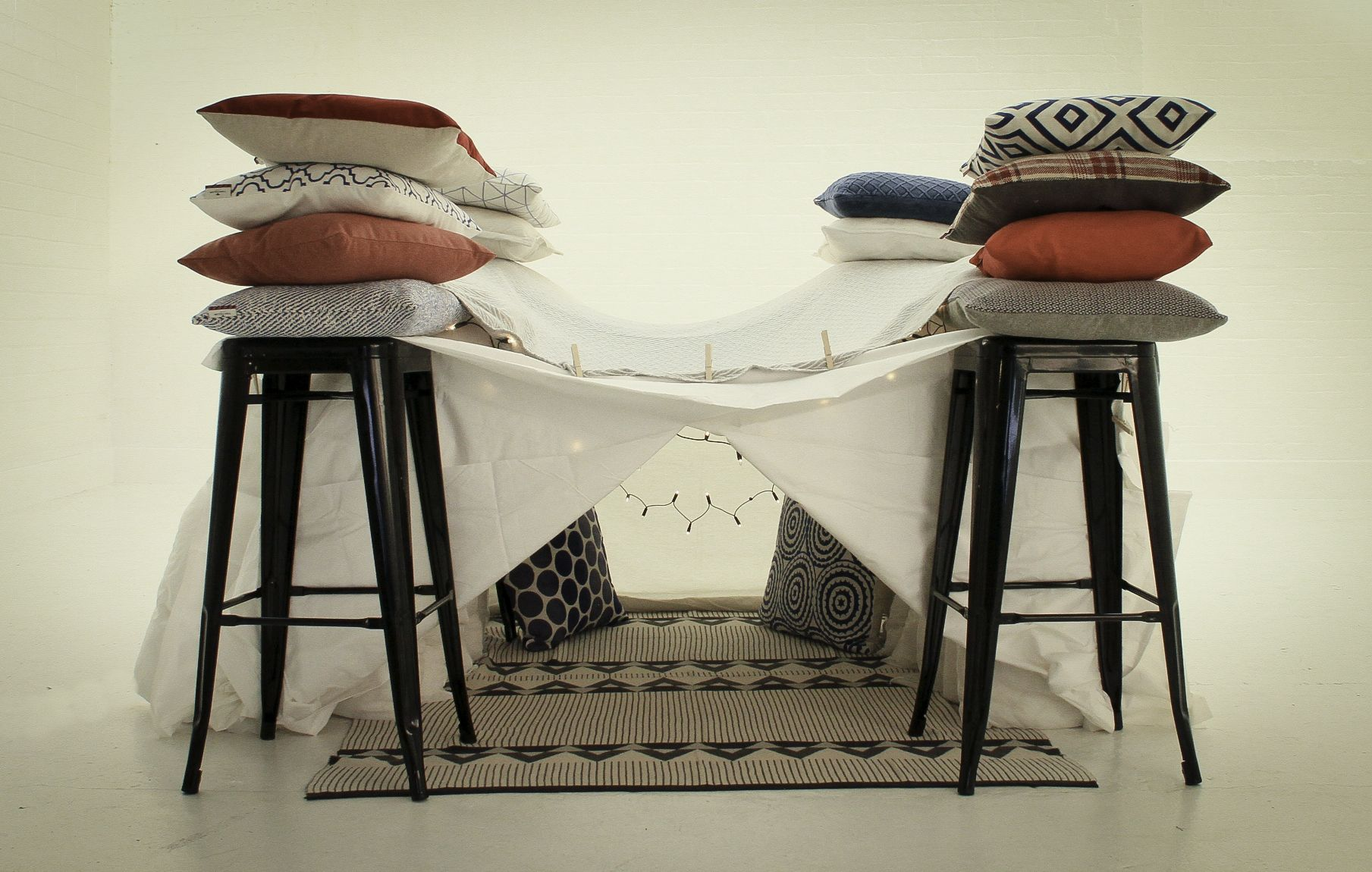 Love these pillows & chairs! | Costco