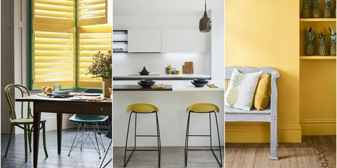 Primrose Yellow collage