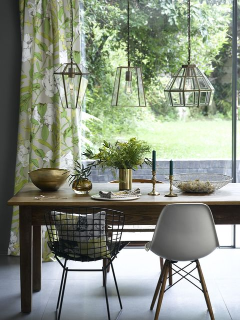 Pooky, Pluto pendant light £100, regular Luxor pendant light £105, Borealis pendant light £120