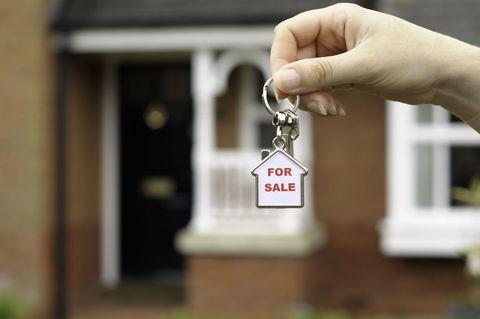 Selling property keys