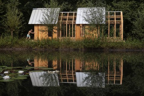Shed of the year 2017 Garden House, The Netherlands