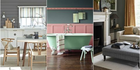 Grey Colour Scheme Ideas