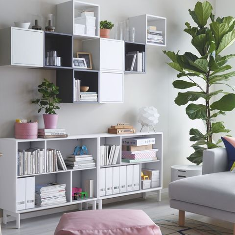 8 Clever Small Room Storage Ideas - Small Space Solutions