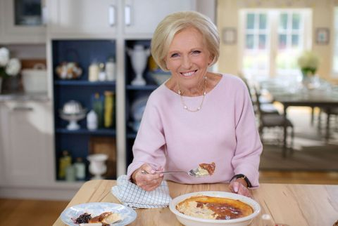 Mary Berry Everyday: Mary Berry makes Classic Rice Pudding.