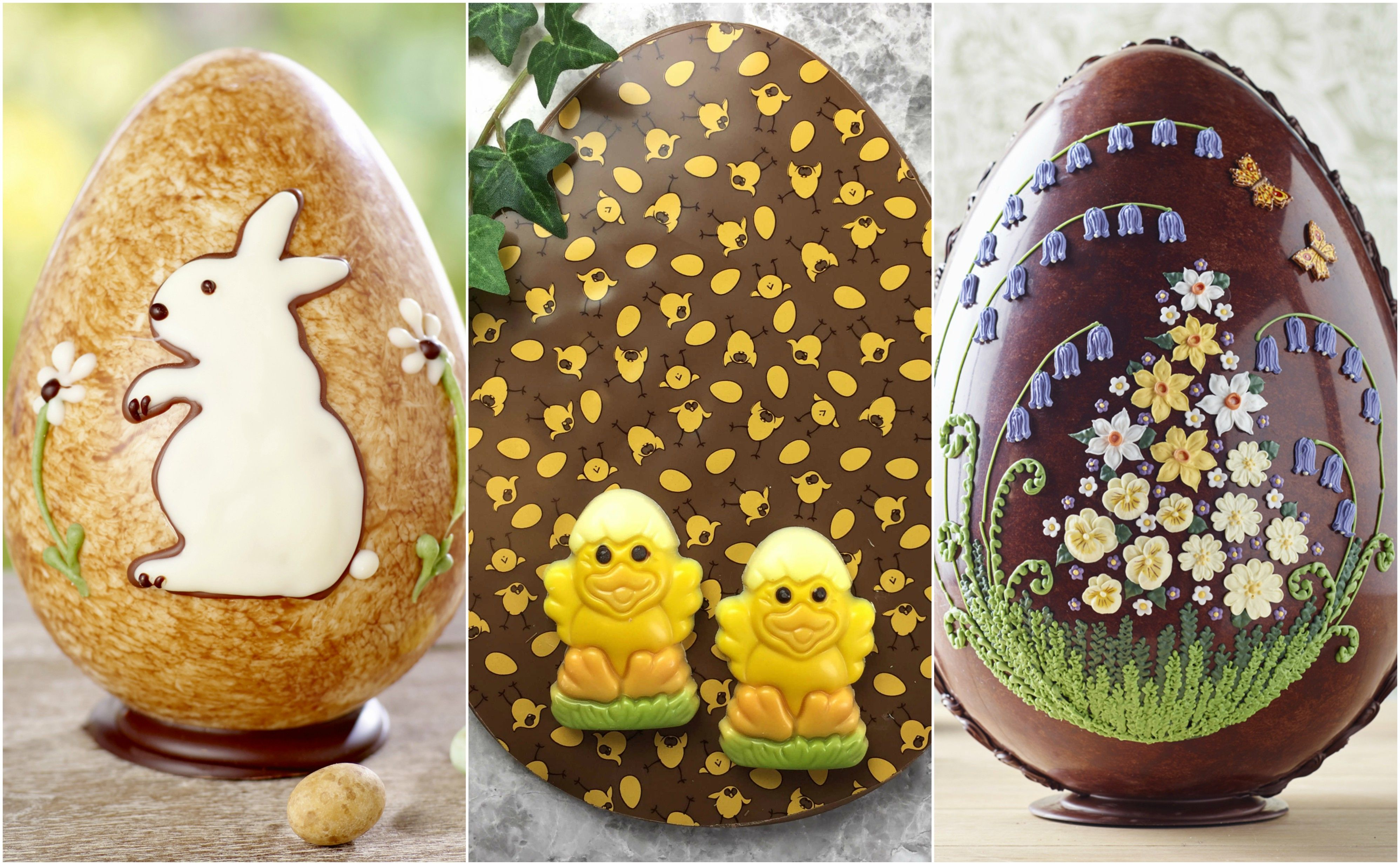 Chocolate Easter eggs: what to buy