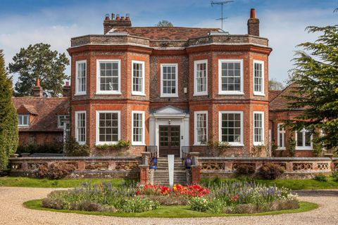 Missenden House front, Savills