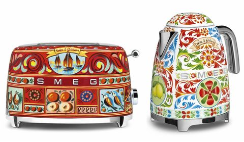 b50aed60cf2c Dolce   Gabbana and Smeg collaborate for  Sicily is my Love  collection