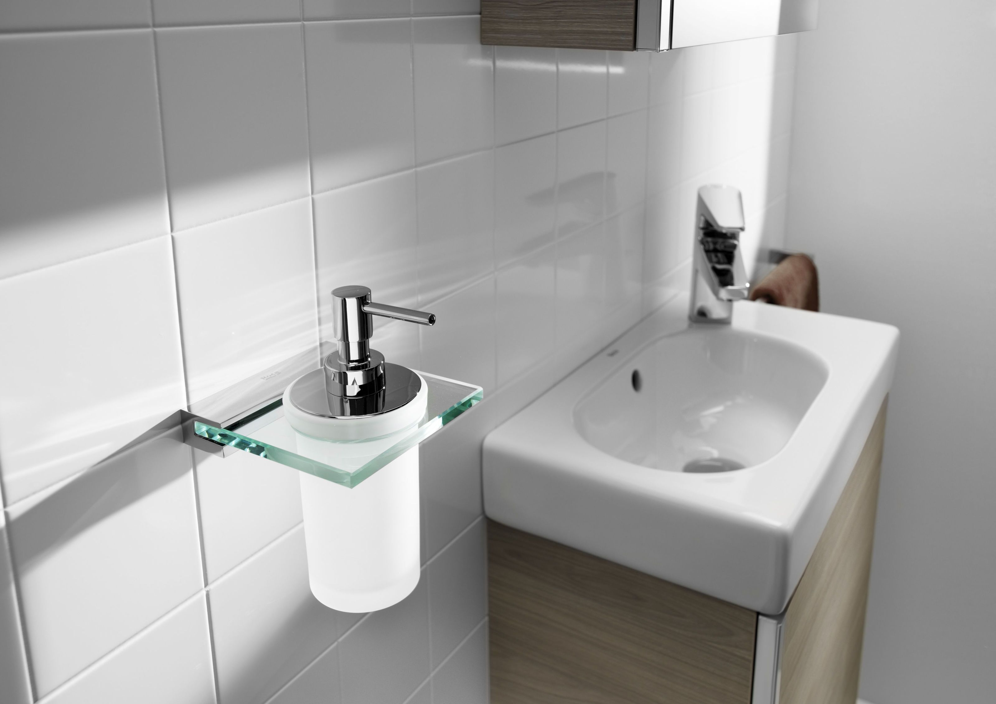 Basin And Tap, Roca