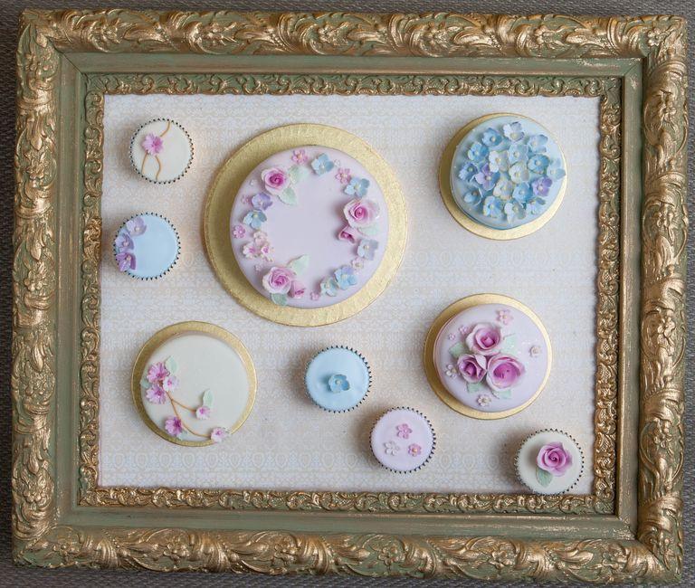 Wedding Flowers Cairns: Royal Wedding Cake Maker Fiona Cairns Unveils Floriography