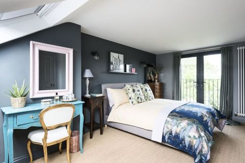 Attic Loft Conversion Ensuite Bedroom