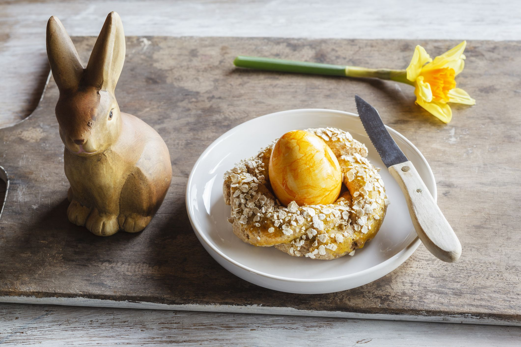 Pinterest inspiration: Turn brunch into an Easter bunny