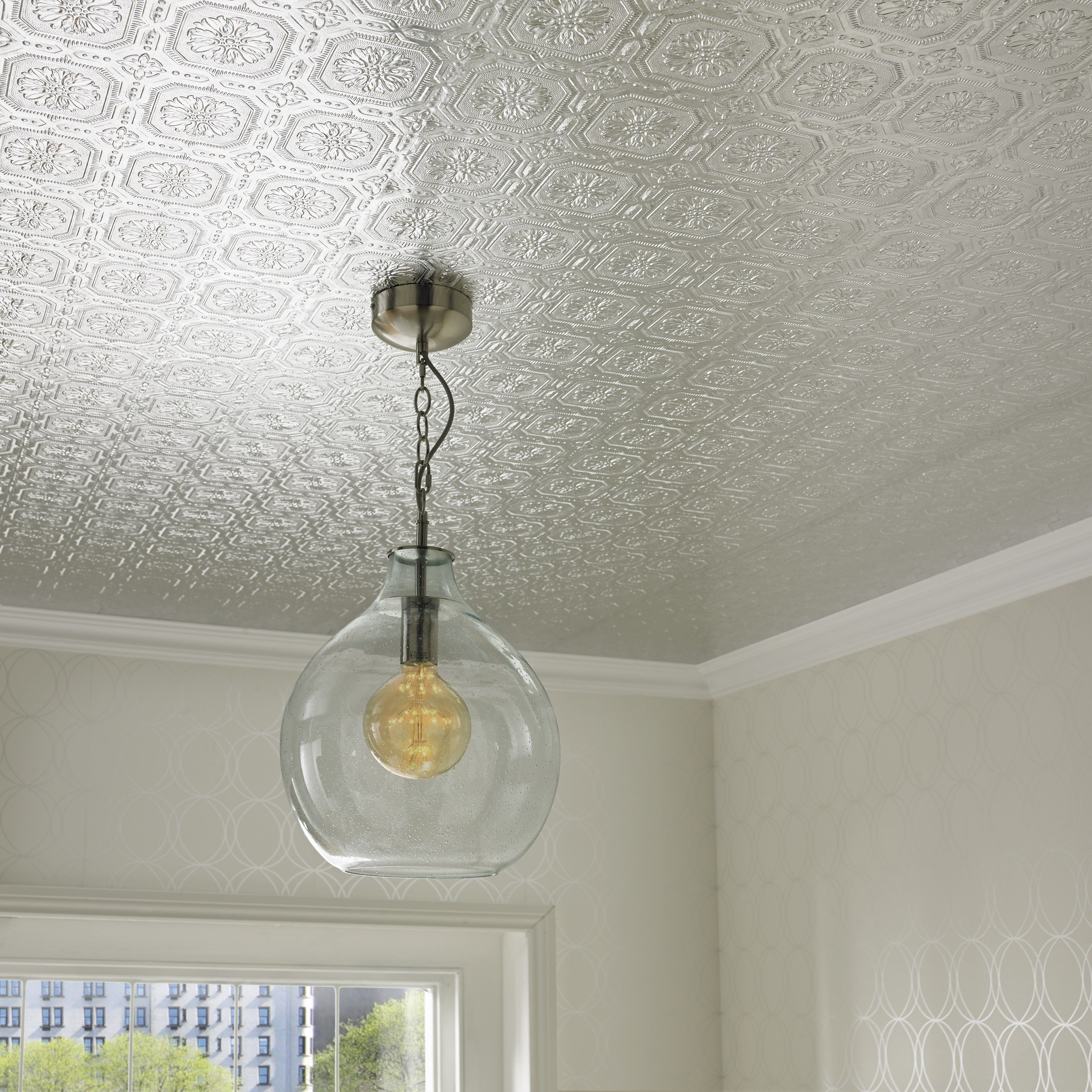 The Fifth Wall Is Wallpapering The Ceiling A Trend Again