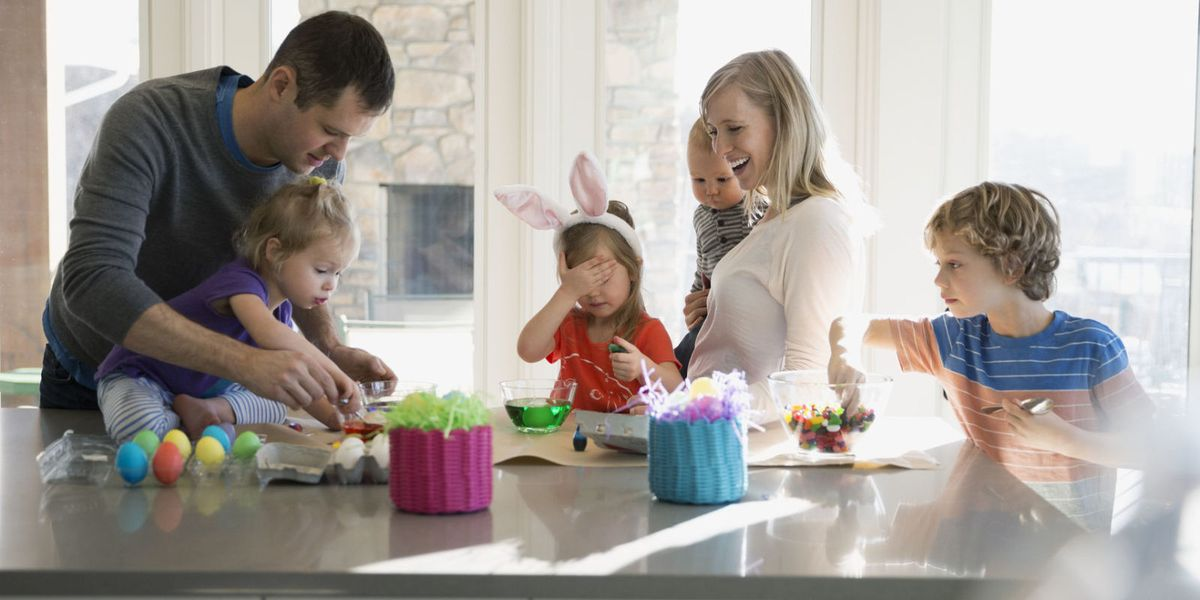 Easter Family Fun - cover