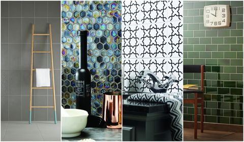 6 On Trend Ways To Use Tiles Around The Home