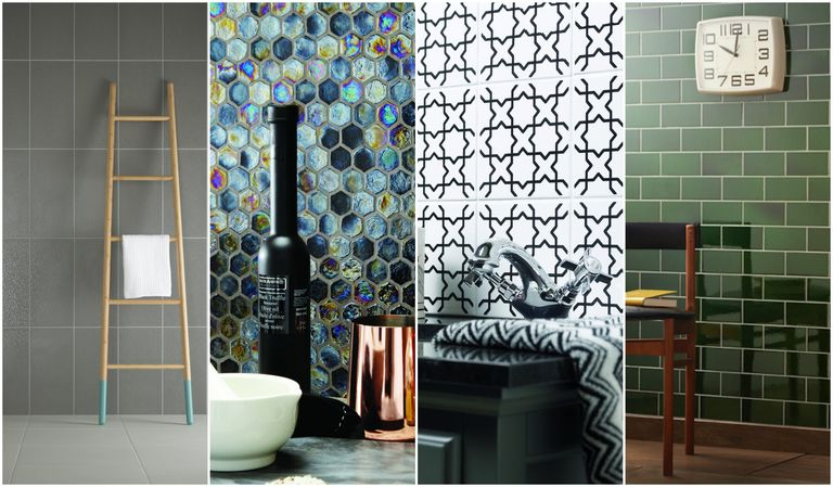 6 on-trend ways to use tiles around the home