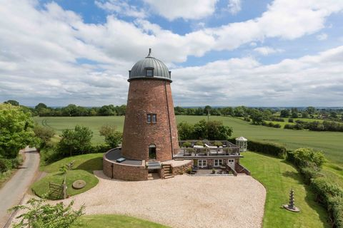 The Windmill, Croxton, Stafford exterior, Savills