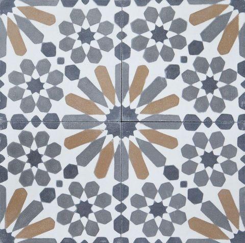 Kitchen Trend 7 Fabulous Patterned Floor Tiles