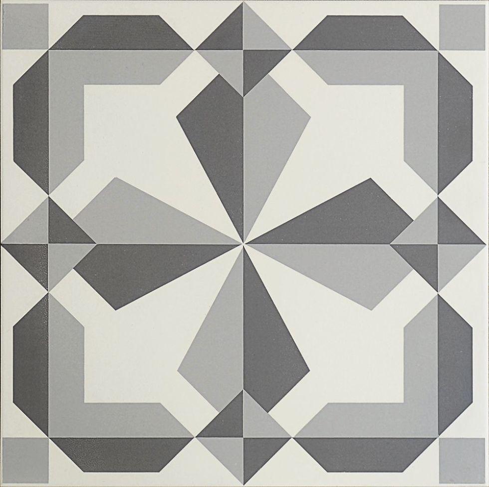 Patterned Kitchen Floor Tiles