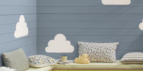 Cuprinol - clouds fence