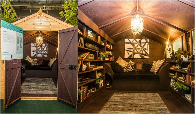 Reading snug shed: Grand Shed Project. Grand Designs Live