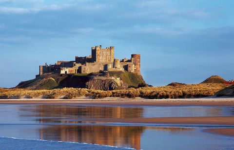 A Two Bedroom Apartment In The Historic Bamburgh Castle Is Now Available To Rent