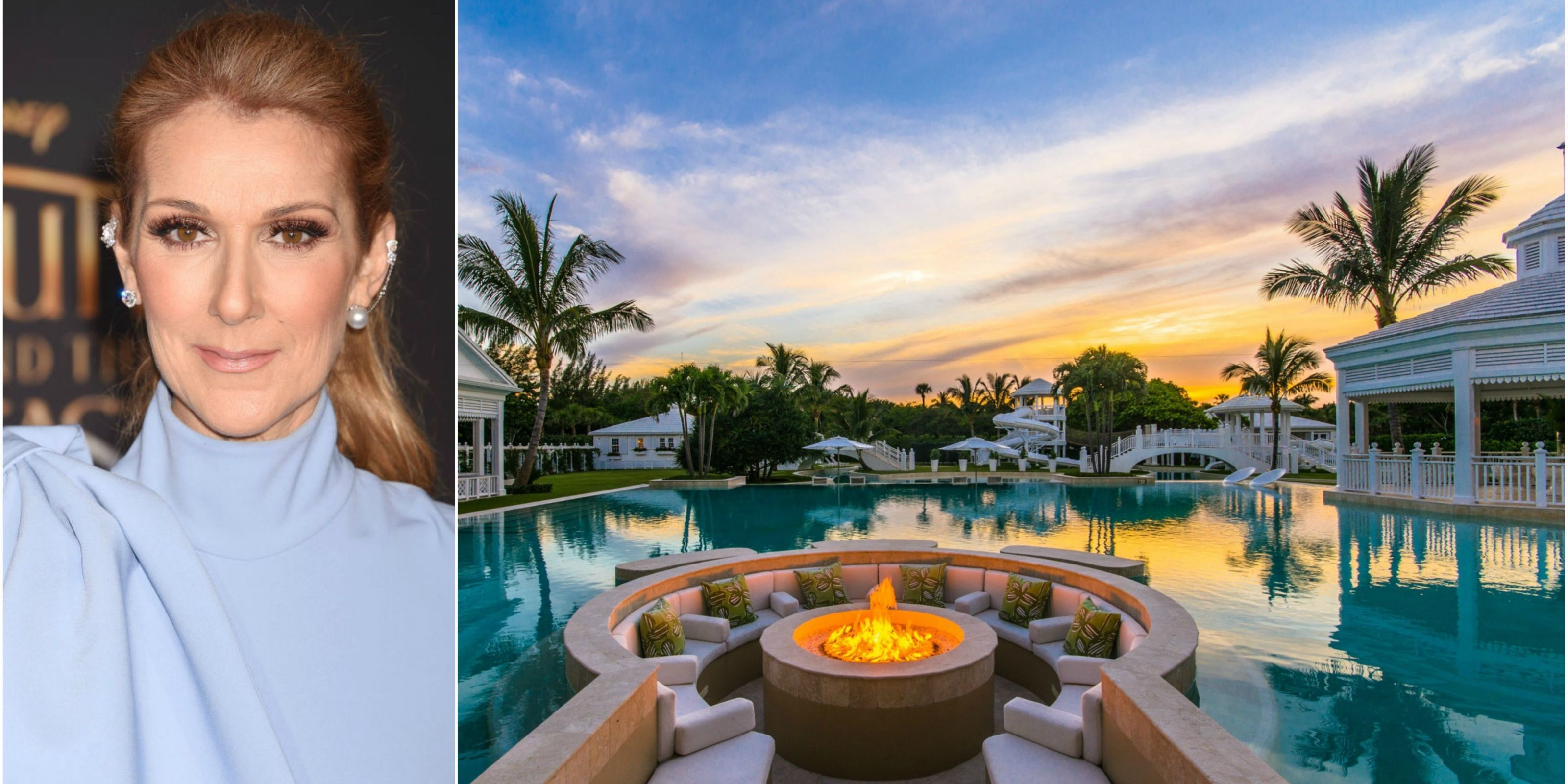 Exceptionnel Celine Dionu0027s Florida Mansion In Jupiter Island Has Been Sold After Four  Years On The Market