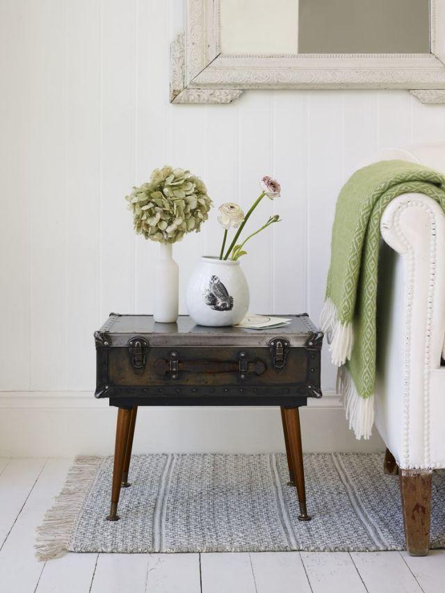 Better Than Bespoke   Vintage Side Table