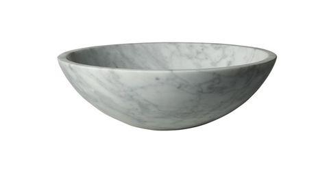 Countertop basins for bathrooms