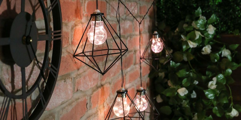 7 garden lighting trends you should embrace this summer