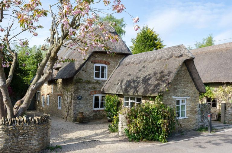This beautiful cottage is the epitome of countryside charm