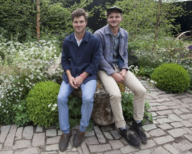 The Rich brothers - 5 top tips for a successful garden design