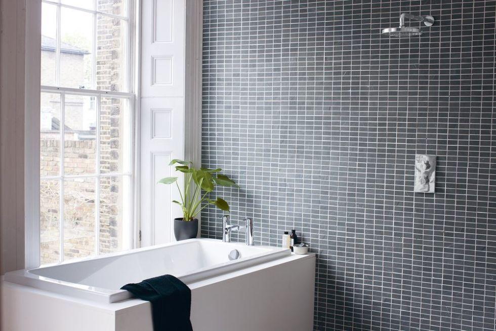 Britton Bathrooms\u0027 Sustain bath & Small Bathroom Ideas To Help Maximise Space