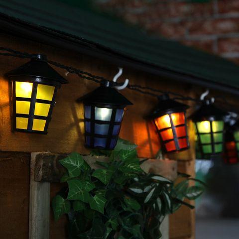 Outdoor Festive Lights 7 on trend garden lighting ideas for summer 2017 trending now summer garden outdoor festive lights workwithnaturefo