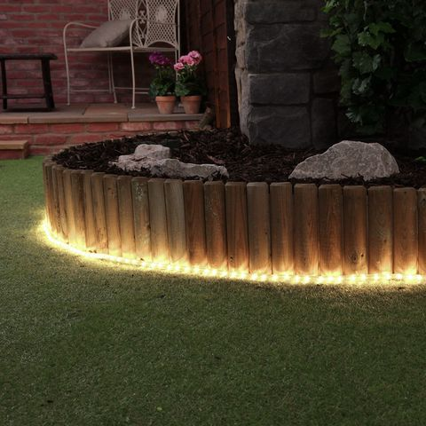 summer garden outdoor festive lights - Garden Lighting