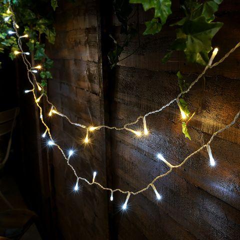 7 on trend garden lighting ideas for summer 2017 trending now summer garden outdoor festive lights aloadofball Image collections