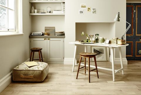 Carpetright House Beautiful Collection Limed Oak Floor