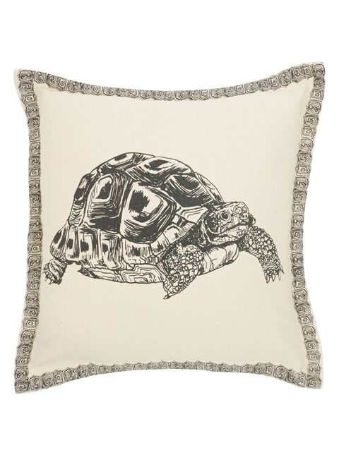 George Home tortoise cushion